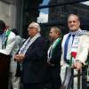 العلم الفلسطيني يرفرف على ساريتي مدينتا باترسون وكليفتون بولاية نيوجرسي – بقلم : وليد رباح