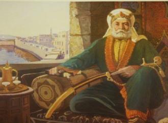 """قناديل ملك الجليل"""" لابراهيم نصر الله: بقلم : مهند النابلسي"""