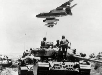 خبر منعت نشره السلطات الاسرائيلية : إسرائيل درست إلقاء قنبلة ذرية بسيناء عشية حرب 1967 – عن موقع عرب 48