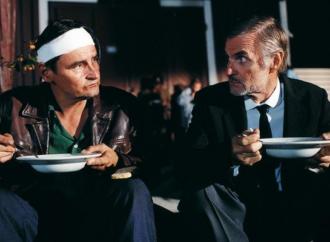 """""""رجل بلا ماضي""""(2002) للمخرج الفنلندي """"آكي كوريسماكي"""": بقلم : مهند النابلسي"""