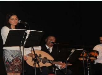 برنامج غنائي فني سياسي وساخر لفرقة فنون المهباج النصراوية : ارسلها: نبيل عودة
