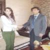 لقاء مع الشاعرة الشابة ميساء موفق صح – اجرى  اللقاء حاتم جوعية