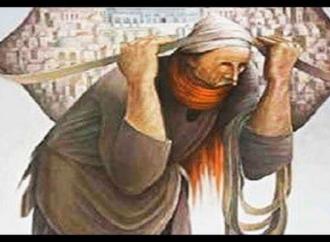 جمل المحامل يا علي – قصة : شهربان معدي  – فلسطين المحتلة( الرسم للفنان : اسماعيل شموط)