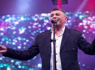 صوت العروبة  : عمر العبداللات والفنان عمرو دياب والتونسية لطيفة معا