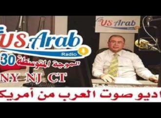 وليد رباح متحدثا في صالون صوت العروبة – بقلم : احمد محارم