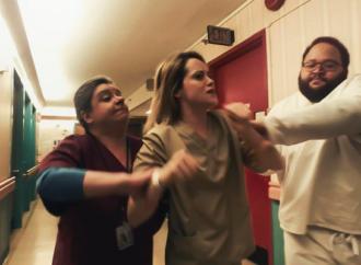 """فيلم """"مجنونة""""/أو """"غير عاقلة""""(أنسين)/2018:- بقلم : مهند النابلسي"""