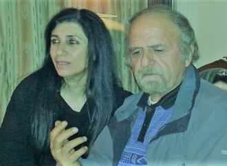 وَمَضَاتٌ شِعْريّةٌ فلسطينيّةٌ عراقيّة بين آمال عوّاد رضوان وفائز الحداد