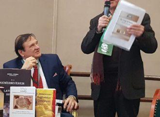الشّاعر رشدي الماضي ضيف مهرجان  الشِّعر  الدولي في رومانيا  – ارسلت من قبل الشاعر حاتم جوعية