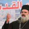 """سيادة المطران عطا الله حنا : """" نرفض كافة المظاهر العنصرية"""