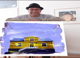 معرض فني جديد للفنان سلمان الزموري