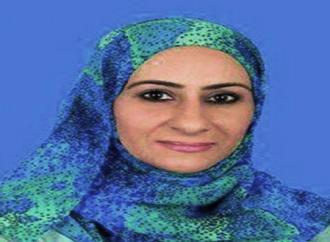 """أحاديث الوسادة """" مجموعة شعرية جديدة للكاتبة الفلسطينية حزامة حبايب"""