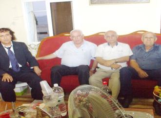 –  لقاء مع السيِّد  محمد حسن كنعان –  مُؤسّس  ورئيس الحزب القومي العربي  – أجرى اللقاء : حاتم جوعية