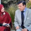 لقاء مع الأديب العراقيّ عباس داخل حسن  – أجرى اللّقاء في الأردن: الأديبة د. سناء الشّعلان