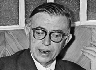 مقابلة  مع جان بول سارتر حول الأدب والفلسفة – ترجمة وتمهيد د. زهير الخالدي – تونس