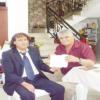 – لقاء مع الشاعر والأديب  عبد حوراني – اجرى اللقاء حاتم جوعية