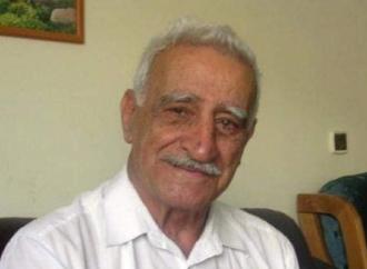 """حنا إبراهيم.. """"موسى الفلسطيني"""" ابن الجيل الطليعي الذي تشبّث بالبقاء بقلم : زياد شليوط"""