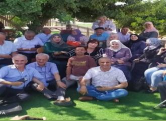 مع الادباء الفلسطينيين \ الكرمل 48  – ارسلتها : اسراء عبوشي